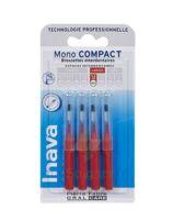 Inava Brossettes Mono-compact Rouge Iso 4 1,5mm à SAINT-MARTIN-DU-VAR