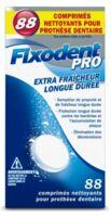 Fixodent Pro Comprimés Nettoyant Fraîcheur Longue Durée Pour Prothèse Dentaire B/88 à SAINT-MARTIN-DU-VAR