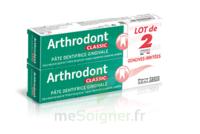 Pierre Fabre Oral Care Arthrodont Dentifrice Classic Lot De 2 75ml à SAINT-MARTIN-DU-VAR
