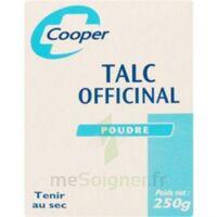 Cooper Talc, Bt 250 G à SAINT-MARTIN-DU-VAR