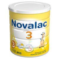 Novalac 3 Lait De Croissance B/800g à SAINT-MARTIN-DU-VAR