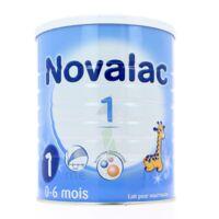 Novalac 1 Lait En Poudre 1er âge B /800g à SAINT-MARTIN-DU-VAR
