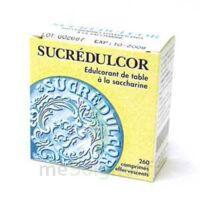 Pierre Fabre Health Care Sucredulcor Effervescent Boîtes De 600 Comprimés à SAINT-MARTIN-DU-VAR