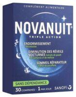 Novanuit Triple Action Comprimés B/30 à SAINT-MARTIN-DU-VAR