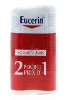Lip Activ Soin Actif Levres Eucerin 4,8g X2 à SAINT-MARTIN-DU-VAR