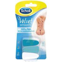 Scholl Velvet Smooth Ongles Sublimes Kit De Remplacement à SAINT-MARTIN-DU-VAR