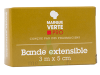 Marque Verte Bande Extensible 5cm X 4m Sous Cello à SAINT-MARTIN-DU-VAR