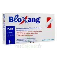 Bloxang Eponge De Gélatine Stérile Hémostatique B/5 à SAINT-MARTIN-DU-VAR
