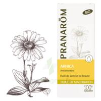 Pranarom Huile De Macération Bio Arnica 50ml à SAINT-MARTIN-DU-VAR