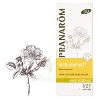 Pranarom Huile Végétale Rose Musquée 50ml à SAINT-MARTIN-DU-VAR