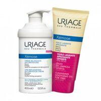 Xémose Crème Relipidante Anti-irritations Fl Pompe/400ml + Huile Lavante 200ml à SAINT-MARTIN-DU-VAR