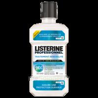 Listerine Professionnel Bain Bouche Traitement Sensibilité 500ml à SAINT-MARTIN-DU-VAR