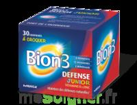 Bion 3 Défense Junior Comprimés à Croquer Framboise B/30 à SAINT-MARTIN-DU-VAR