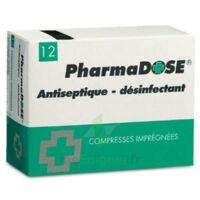 Pharmadose Nettoyage Plaies Superficielles, Bt 12 à SAINT-MARTIN-DU-VAR