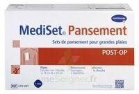 Mediset® Set De Pansement Post Op Avec Coupe-fil Pour Grandes Plaies - Boîte De 3 Soins à SAINT-MARTIN-DU-VAR