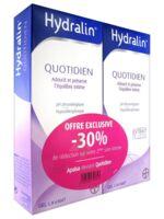 Hydralin Quotidien Gel Lavant Usage Intime 2*200ml à SAINT-MARTIN-DU-VAR