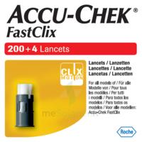 Accu-chek Fastclix Lancettes B/204 à SAINT-MARTIN-DU-VAR