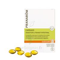 Oléocaps 3 Caps Confort Digestif Bio B/30 à SAINT-MARTIN-DU-VAR