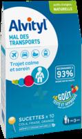 Alvityl Sucette Mal Des Transports B/10 à SAINT-MARTIN-DU-VAR